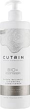 Düfte, Parfümerie und Kosmetik Reinigender Conditioner für das Haar - Cutrin Bio+ Hydra Balance Cleansing Conditioner