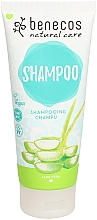 Düfte, Parfümerie und Kosmetik Shampoo mit Aloe Vera - Benecos Natural Care Aloe Vera Shampoo