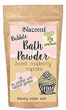 Düfte, Parfümerie und Kosmetik Badepuder mit Himbeertörtchen Duft - Nacomi Bath Powder