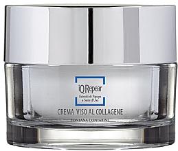Düfte, Parfümerie und Kosmetik Gesichtscreme mit Kollagen - Fontana Contarini iQ Repair Collagen Face Cream
