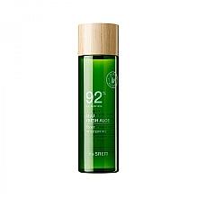 Düfte, Parfümerie und Kosmetik Feuchtigkeitsspendendes Gesichtstonikum mit 92% Aloe Vera-Saft - The Saem Jeju Fresh Aloe Toner