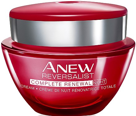 Erneuernde Gesichtsnachtcreme 35 + - Avon Anew Reversalist Complete Renewal Night Cream — Bild N1