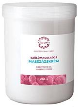 Düfte, Parfümerie und Kosmetik Körpermassagecreme mit Traubenkernöl - Yamuna Massage Cream