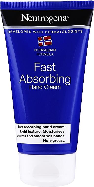 Handcreme - Neutrogena Fast Absorbing Hand Cream