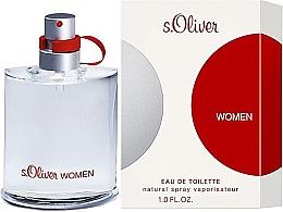 Düfte, Parfümerie und Kosmetik S. Oliver Women - Eau de Toilette