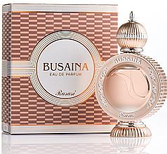 Düfte, Parfümerie und Kosmetik Rasasi Busaina - Eau de Parfum