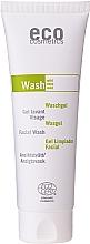 Düfte, Parfümerie und Kosmetik Waschgel für das Gesicht mit Grüntee und Trauben - Eco Cosmetics