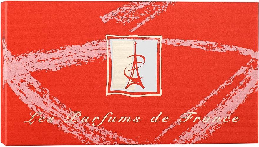 Charrier Parfums Top Ten - Duftset (Eau de Parfum 5.2ml + Eau de Parfum 5.5ml + Eau de Parfum 5.5ml + Eau de Parfum 2.8ml + Eau de Parfum 5ml + Eau de Parfum 5.6ml + Eau de Parfum 5ml + Eau de Parfum 4.6ml + Eau de Parfum 5ml + Eau de Parfum 4.9ml)