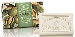 Düfte, Parfümerie und Kosmetik Naturseife Almond - Saponificio Artigianale Fiorentino Almond Scented Soap Armonia Collection