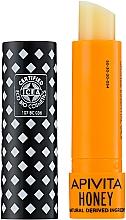 Düfte, Parfümerie und Kosmetik Bio Lippenbalsam mit Honig und Bienenwachs - Apivita Bio-Eco Lip Care with Honey