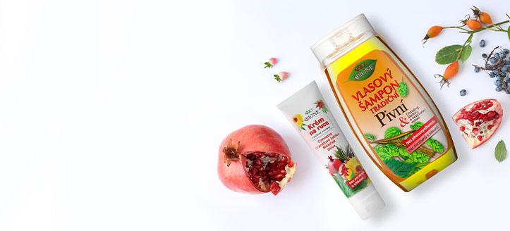 Beim Kauf von Produkten der Marke Bione Cosmetics ab CHF 13 erhältst Du eine Handcreme geschenkt