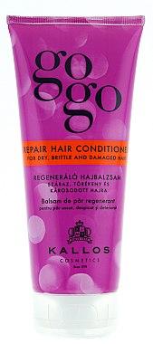 Haarspülung - Kallos Cosmetics Gogo Repair Hair Conditioner — Bild N1