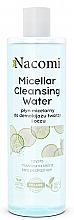 Düfte, Parfümerie und Kosmetik Mizellares Reinigungswasser zum Abschminken - Nacomi Micellar Cleansing Water Gentle Makeup Remover