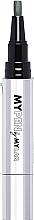 Düfte, Parfümerie und Kosmetik Hybrid-Nagellack im Marker - MylaQ My Pen Hybrid 3in1