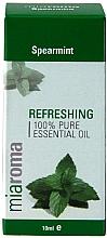 Düfte, Parfümerie und Kosmetik 100% reines ätherisches Minzöl - Holland & Barrett Miaroma Spearmint Pure Essential Oil
