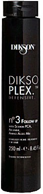 Haarspülung für Glanz und Geschmeidigkeit - Dikson Dikso Plex Defensive N.3 Follow Up