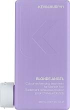 Düfte, Parfümerie und Kosmetik Farbintensivierende Pflege für blondes und graues Haar - Kevin.Murphy Blonde.Angel Hair Treatment