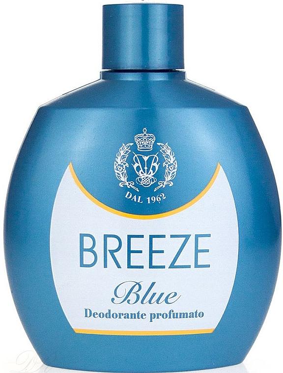 Breeze Squeeze Deodorant Blue - Parfümiertes Deospray